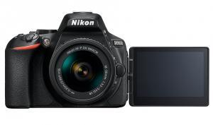 Nikon D5600: Mittelklasse-Topmodell bleibt durch SnapBridge verbunden