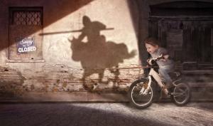 Mit Photoshop die Macht der Vorstellungskraft umsetzen