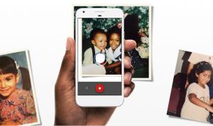 PhotoScan von Google digitalisiert alte Fotos