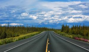 So weit Das Auge Reicht: Drei Wochen durch Alaska