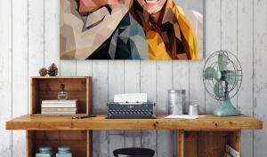 Hingucker garantiert: So holen Sie sich den Pop-Art-Look für zu Hause