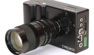 Blick auf Kickstarter: Highspeedkamera Chronos
