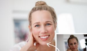 Tolle Beauty-Porträts mit einem Blitzgerät