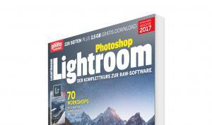 Photoshop Lightroom 1/2017: Aktualisierte Neuauflage jetzt im Handel