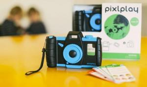 Blick auf Kickstarter: Pixlplay