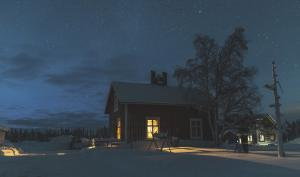 Winter Wunder: Fotograf Lars Poeck unterwegs in Schweden