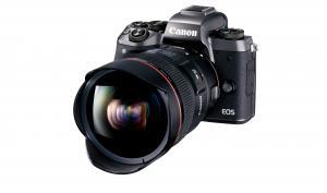 Sinnvolles EOS-M-Update: Canon EOS M5 im Test