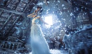 Märchenhafte Inszenierung: Setzen Sie Ihr Model perfekt in Szene