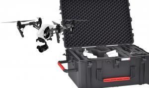 Neuer Transportkoffer für Drohnen von Novo