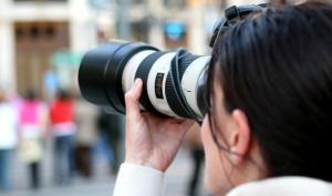 Auf Kameraexkursion mit Peter Roskothen
