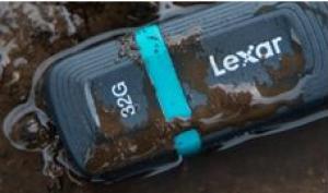 Neues JumpDrive Tough-Laufwerk von Lexar