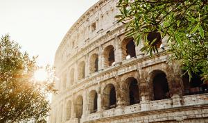 Reisefotografie mit einem Objektiv: Sallyhateswing in Rom