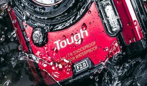 Nichts für Stubenhocker: Neue Tough-Kamera von Olympus
