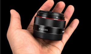 Samyang präsentiert ultrakompaktes 35mm-Objektiv