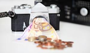 Deal des Tages: Walimex Tisch- und Kamerastativ