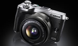 Kompakte Zweitkamera: Canon EOS M6 im Test