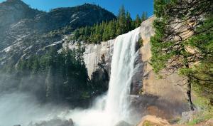 Foto-Basics: spektakulärer Wasserfall