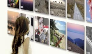 Fujifilm-Mitarbeiter stellen Fotokunst aus