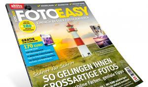 Druckfrisch - Die neue FotoEASY-Ausgabe 4/17 ist da!