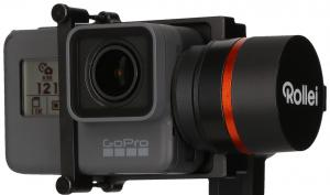 Neue Rollei Profi Gimbals für Actionkameras und Smartphones