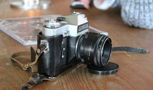 Zenit: Die russische Kult-Kamera kommt zurück
