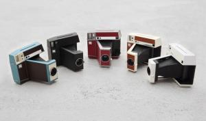 Blick auf Kickstarter: Analoge Instax-Kamera von Lomography