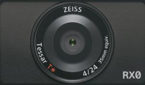 Sony RX0: Actioncam mit 1-Zoll-Sensor