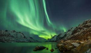 Foto-Basics: magische Polarlichter
