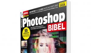 PhotoshopBIBEL 1/2018 - jetzt im Handel!
