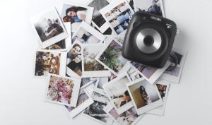 Sofortbildkamera: instax Square SQ10 im Test