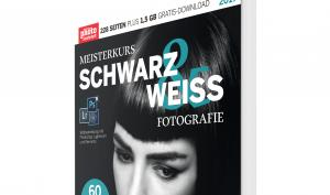Meisterkurs Schwarzweiß-Fotografie - Jetzt im Handel!