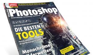 Wir präsentieren: Die Photoshop 04/2017 - jetzt im neuen Look!