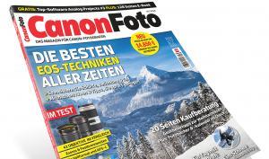 CanonFoto 1/2018 - Willkommen im Foto-Winter!