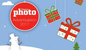Adventsaktion 2017: Mit DigitalPHOTO tolle Preise gewinnen