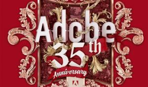 Happy birthday: Adobe feiert 35. Jubiläum