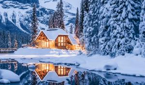 Fotoreise ins Winterland: Mit dem Profi nach Kanada