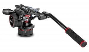 Manfrotto Videokopf Nitrotech N12 ab sofort erhältlich