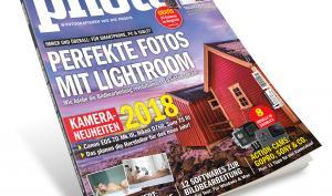 Neu online und am  Kiosk: DigitalPHOTO 2/2018