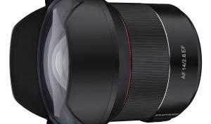 Erstes Samyang Autofokus-Objektiv mit Canon EF-Anschluss
