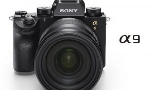 Sony Alpha 9: Neues (Firmware)-Update erhältlich