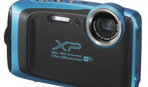 Neue Outdoor-Kamera: Fujifilm FinePix XP130 mit Bluetooth