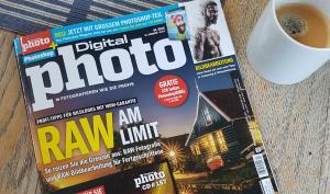 Neu online und am Kiosk: DigitalPHOTO 4/2018 mit großem Photoshop-Extrateil