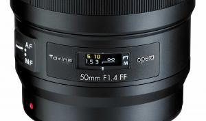 Tokina opera 50mm F1.4 FF - Start einer neuen Objektiv-Serie