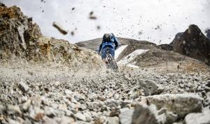 Sportfotografie in den Alpen mit der Nikon D850