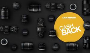 Sommer Cashback-Aktion von Olympus - bis zu 200 Euro Ersparnis