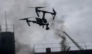 Drohnen retteten 2017 mindestens 65 Menschenleben