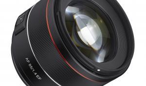 Samyang erweitert sein Sortiment: AF 85mm 1,4 Canon EF