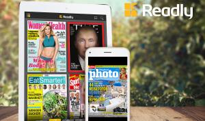 Mit Readly in den Urlaub: 3 Monate DigitalPHOTO für 99 Cent!