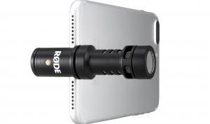 Richtmikrofon für iPhone-Nutzer: Røde VideoMic Me-L