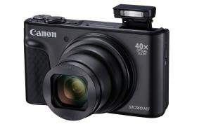 Canon PowerShot SX740 HS: Reisezoom mit 4K-Videofunktion